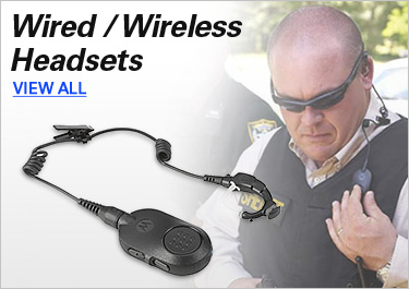 Wired / Wireless Headsets