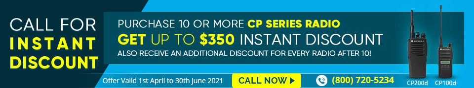 Instant Discount On CP Series