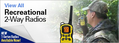 Recreational 2 Way Radios