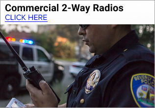 Commercial 2-Way Radios