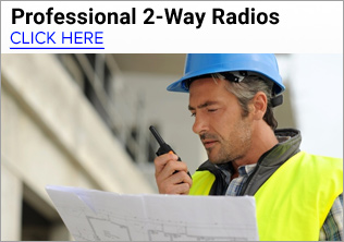Professional 2-Way Radios