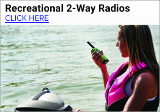 Recreational 2-Way Radios