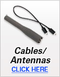 Cables / Antennas