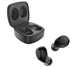 wireless earbuds motorola vervebuds 100 compact true wireless earbuds black