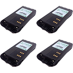 Motorola HNN9010AR (4 Pack) 1800 Mah Li-Ion Battery