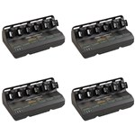 Motorola NNTN8844A (4 Pack) Charger
