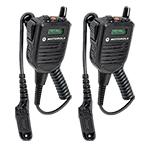 Motorola HMN4101B (2 Pack) Speaker Mic