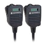 Motorola HMN4103B (2 Pack) Speaker/Mic