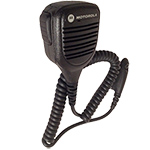 MOTOROLA PMMN4039A Rabble-rouser Mic, Remote,2-23/64 in. H