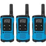 Motorola T100TP (Triple Pack) Walkie Talkies