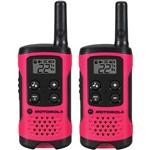 Motorola T107 (2 Pack) Walkie Talkies