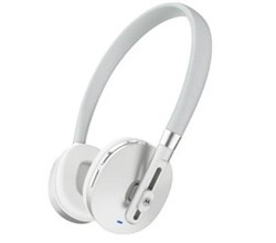 Headphones motorola pulse white