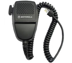 Microphones motorola pmmn4090a compact mcrophone with clip