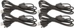 Motorola RKN4155 - 4 PK Programming Cable