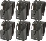 Motorola RLN6302 - 6 PK Leather Case With 3
