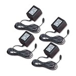 Motorola NNTN4077A - 4 PK Replacement 10-Hr Plug-in Wall Charger