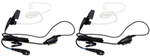 Motorola HKLN4487A - 2 PK 2 Way Headset