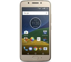 Motorola Cell Phones  moto g5 gold 16gb xt1671ds