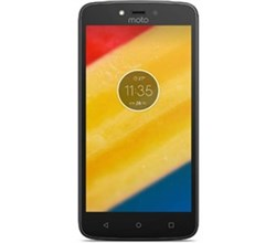 Motorola Cell Phones  moto c plus black 16gb xt1724dsbk