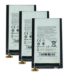 Motorola Battery for Motorola EB20 (3-Pack) Replacement Battery