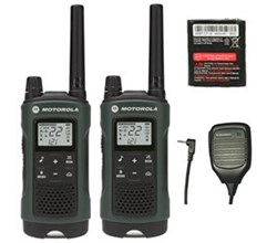 Motorola Recreational Radios motorola t465 accessory bundle