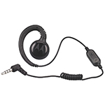 Motorola HKLN4513A Swivel Earpiece / Mic