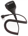 Motorola Negligible Speaker Microphone. Model: PMMN4013A