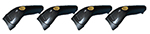 Motorola LS1203-7AZU0100ZR (4 Pack) Laser Symbol Bar Code Reader