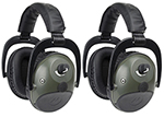Motorola MHP81 (2 Pack) Isolation Earmuff Headset