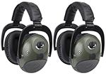Motorola MHP81 (2 Pack) Isolation Earmuff Headset